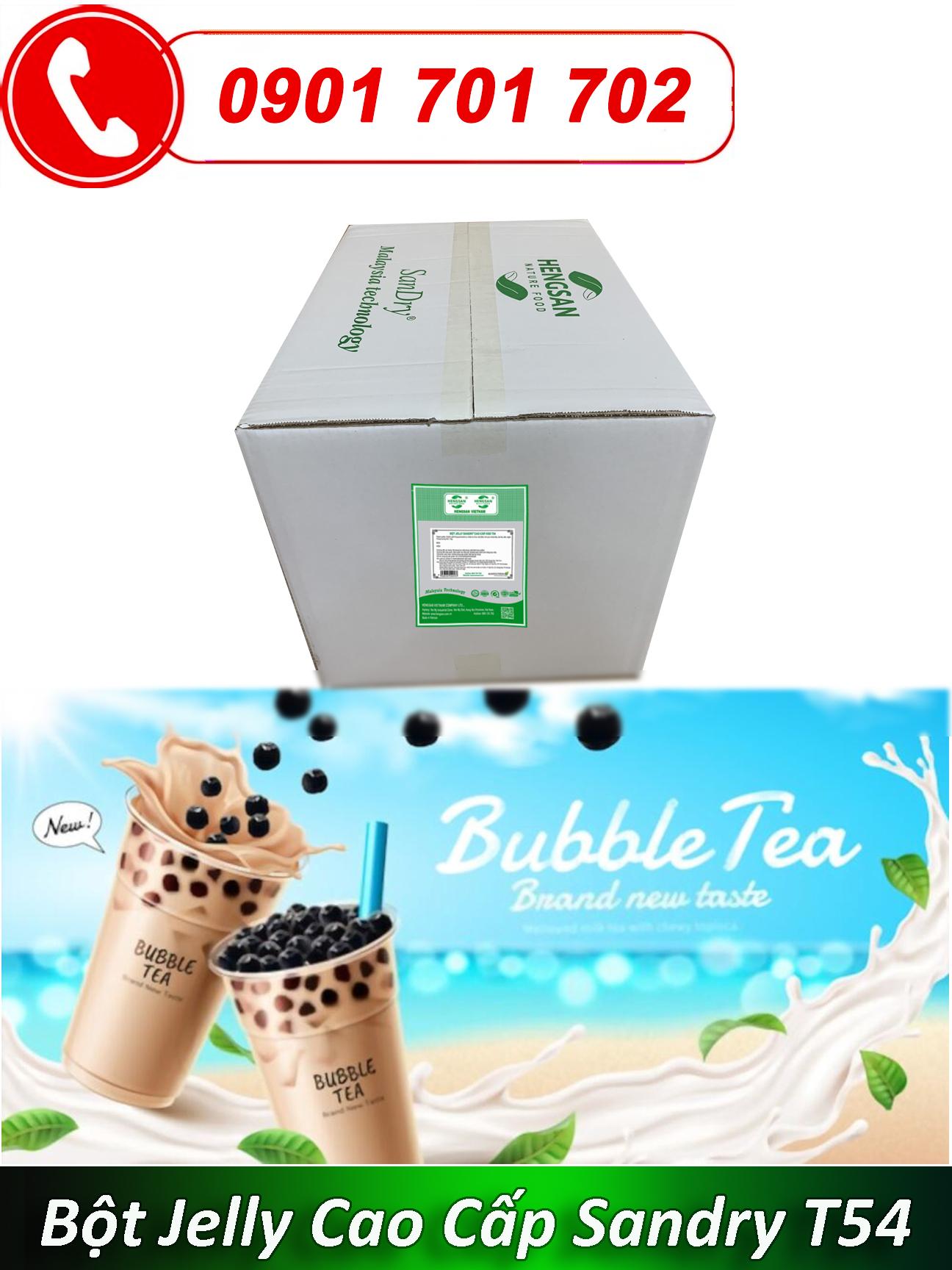 Bot Jelly Cao Cap Sandry T54